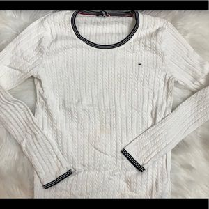 Cable Knit Tommy Hilfiger sweater